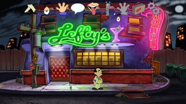 Скачать Leisure Suit Larry: Reloaded на ПК