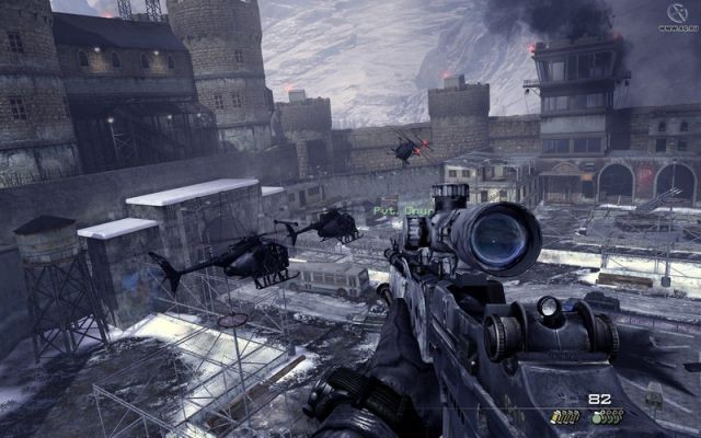 Скачать Call of Duty: Modern Warfare 2 на ПК