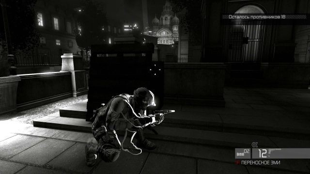 Скачать торрентом Tom Clancy's Splinter Cell: Conviction