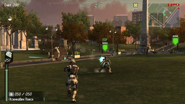 Скачать торрентом Earth Defense Force: Insect Armageddon
