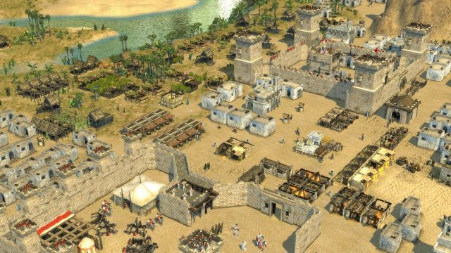 Скачать Stronghold Crusader 2 на ПК