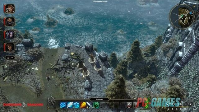 Скачать Sword Coast Legends на ПК