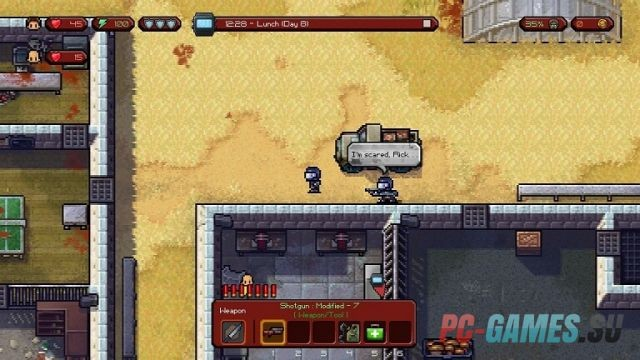 Скачать The Escapists: The Walking Dead на ПК