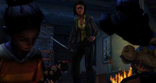 Скачать The Walking Dead Michonne (Episode 1 - 2) на ПК
