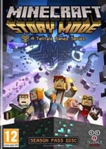 Minecraft Story Mode (Episode 1-5)