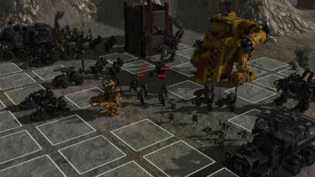 Скачать Warhammer 40,000: Sanctus Reach на ПК