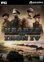 Hearts Of Iron 4 бесплатно