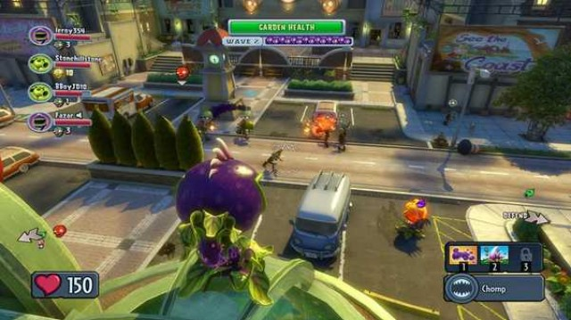 Скачать Plants vs. Zombies Garden Warfare бесплатно на ПК